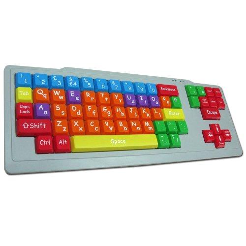 teclado-hcl-codigo-de-color-dual-kids-case