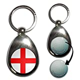 Best BadgeBeast Golf Ball Markers - England Flag - Golf Ball Marker Key Ring Review