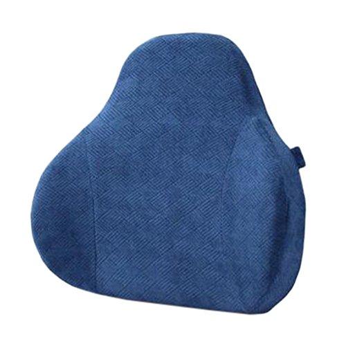 Blancho Coussin de voiture de coussin arrière élégant/soutien de taille de coussin de chaise de bureau #18