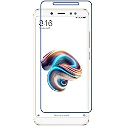 Plus 0.3mm Pro+ Tempered Glass Screen Protector With Packaging Kit For Xiaomi Redmi Note 5 Pro