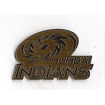 The Logo Man Mumbai Indians 3D Emblem Decal Mobile Phone Sticker Logo