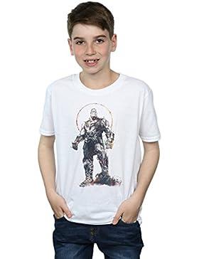 Absolute Cult Avengers Niños Infinity War Thanos Sketch Camiseta
