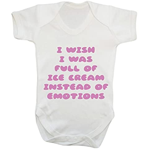 I wish I was pieno di gelato