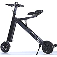 Hycy Plegable Eléctrica Coche Eléctrico Bicicleta De Adultos De Dos Ruedas Scooter Litio Batería Equilibrio Coche