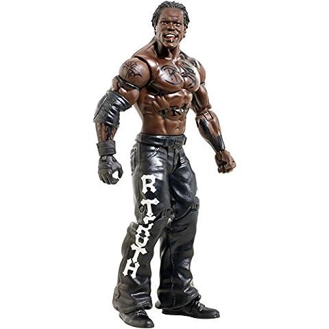 WWE Figura Básica R-TRUTH (Mattel DJR17)