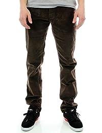 ALTAMONT - Jeans - Homme marron tabac 32W x 32L