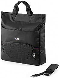 cc7b0af85ed7 BMW Genuine M Sports Messenger Bag Tote + Adjustable Shoulder Strap  80222410941