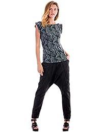 Zergatik Pantalón Mujer MIGRA