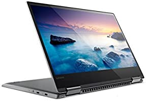 [Ancien Modèle] Lenovo 80X6004QFR Ultrabook 13,3'' Gris (Intel Core i5, 8 Go de RAM, 256, Go, Intel HD Graphics, Windows 10)