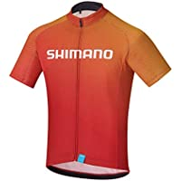 Shimano Chaqueta Junior Team Jersey Red TG. M