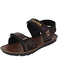 Earton Men/Boys Brown-938 Sandals & Floaters
