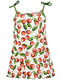 Red Point Beachwear, infantil, Bebé, Vestido, Cherry
