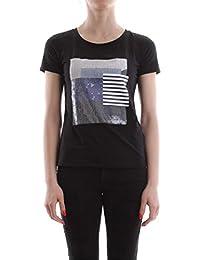 Emporio Armani 3y5t435jabz, T-Shirt Femme