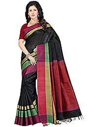 [Sponsored Products]Rani Saahiba Art Dupion Silk Zari Border Saree