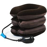 Aufblasbare Halswirbelsäule Hals Traktion für Kopf Rücken Schulter Nackenschmerzen preisvergleich bei billige-tabletten.eu