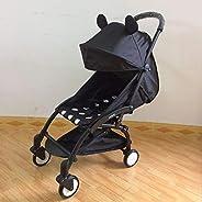 عربة اطفال 2 في 1 + شبكة للاطفال حديثي الولادة بوسيتي يوجا اراباسي بيبيزن يويو