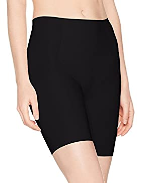 Spanx Womens Thinstincts Mid-Thigh Microfibre Shorts Shapewear with Tummy Panel
