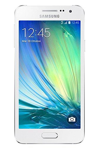 Samsung A300 Galaxy A3 Smartphone, 16 GB, Bianco [Italia]