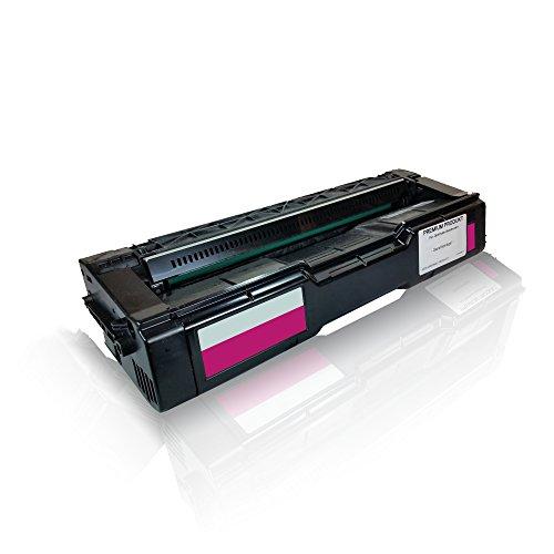 Preisvergleich Produktbild kompatible Tonerkartusche für Ricoh SP C 250 SP C 250 dn SP C 250 e SP C 250 sf SP C 250 sfw SP C250DN SP C250E SP C250SF SP C250SFW SPC Magenta M