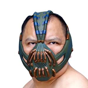 Batman The Dark Knight Rises Bane Mask (Army Version)
