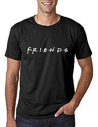 Desconocido Friends - Camiseta Manga Corta