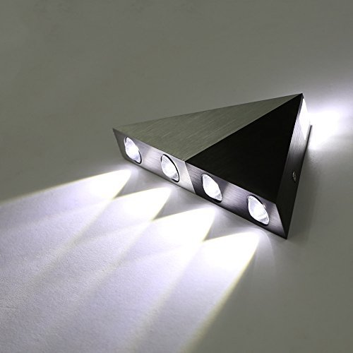 wandlampe innen wandlampe edelstahl innen inspiration. Black Bedroom Furniture Sets. Home Design Ideas