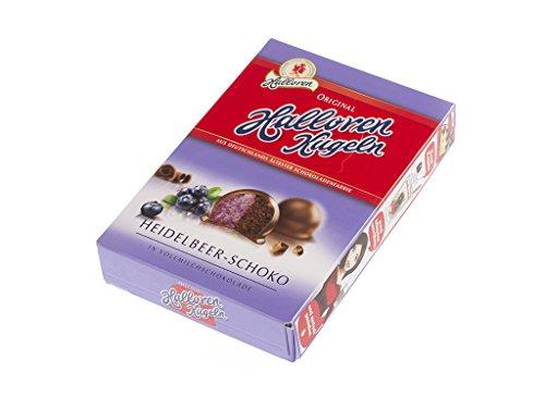 Halloren - Praline al cioccolato al latte ripiene al cacao e lamponi
