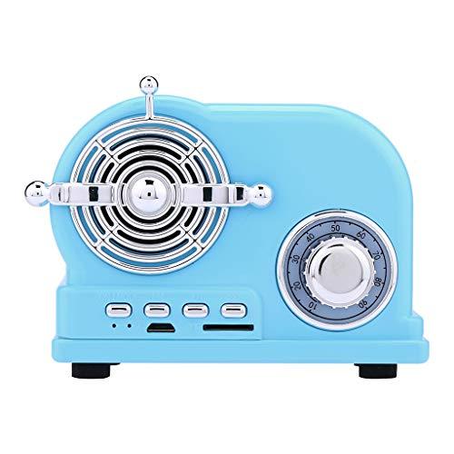 LRWEY Bluetooth Lautsprecher Tragbarer Mini Wireless Lautsprecher Player Sound Sound für iPhone, Samsung usw.