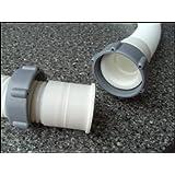 Intex 29060 accessoire piscine tuyaux de raccord pompe for Tuyaux piscine diametre 38