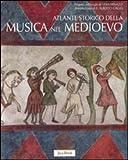 Image de Atlante storico della musica nel Medioevo