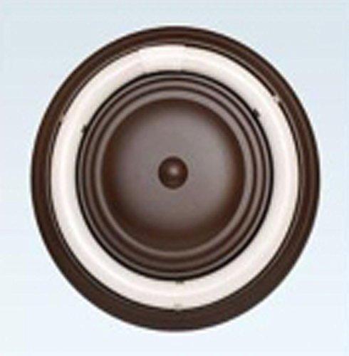 103/32/S/BL - Plafón chapa blanco circular, Reactancia ELECTRÓNICA, SIN TUBO - 32W