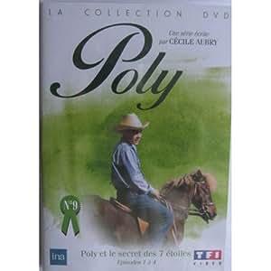 POLY ET LE SECRET DES 7 ETOILES - EPISODES 1 à 4 (1 DVD)