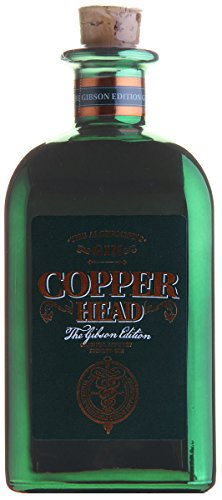 Copperhead Gin - The Gibson Edition
