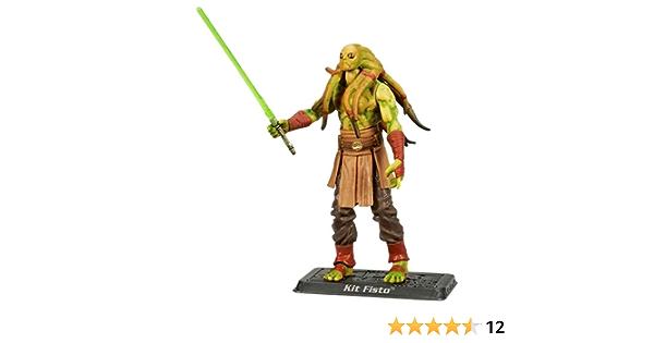 Star Wars Saga Collection 055 Kit Fisto Clone Wars Spielzeug