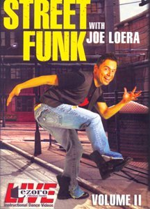 Live at Broadway Dance Center - Street Funk Vol. II With Joe Loera by Joe Loera (Center Street)