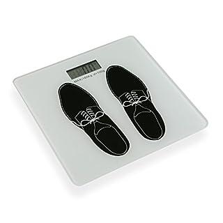 Versa 108902 Báscula digital para baño diseño zapatos hombre (B01J1QHO16) | Amazon Products