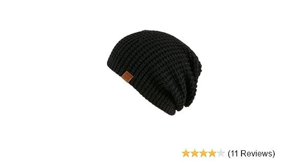 Bench Herren Ohrenschützer Mütze Haciender schwarz (Black) One Size   Amazon.de  Bekleidung 3feaaf3ff5