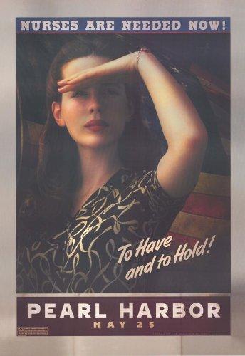 Pearl Harbor Plakat Movie Poster (27 x 40 Inches - 69cm x 102cm) (2001) C