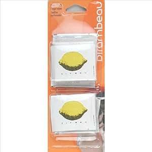 BIRAMBEAU - Rince-doigts aux extraits naturels de citron x12 *