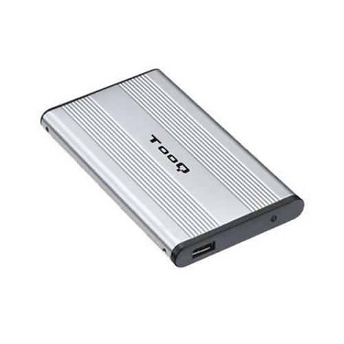 TooQ TQE-2501 - Carcasa para Discos Duros HDD de 2.5