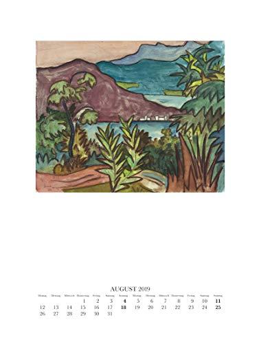 Hermann Hesse Kalender 2019 - 5