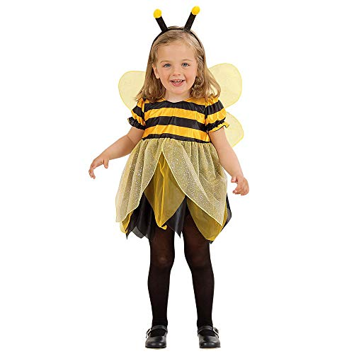 Bienenkostüm für Kinder (Biene Kostüm Kind Größe)