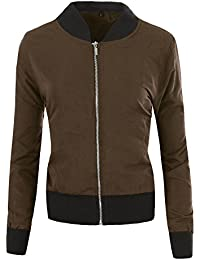 0d6402e93c50fa Diva-Jeans N110 Damen Jacke Blouson Übergangsjacke Pilotenjacke Bomberjacke  Fliegerjacke