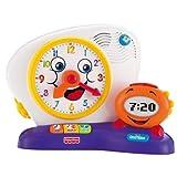 Mattel - Accessoire pour jeu electronique - Ma Première Horloge