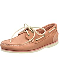 Timberland Classic Leather, Mocasines para Mujer