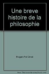 Broché - Une brève histoire de la philosophie