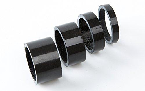 Alston in fibra di carbonio, per bicicletta-Distanziale per serie sterzo, 1 1/20,32 cm (8