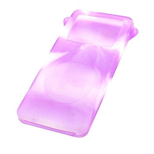 Skin voor iPod nano met Armband - Marmer Paars Ipod Nano Skin