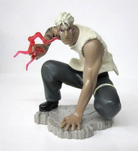 Full Metal Alchemist Bandai Gashapon Figure-Scar (Bandai Fullmetal Alchemist)