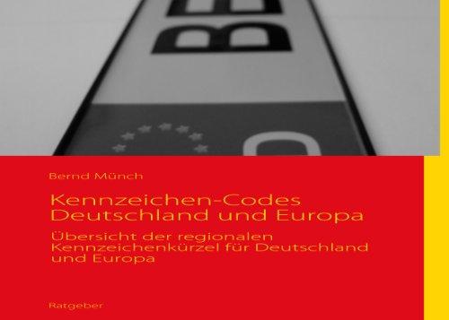 Autokennzeichen Codes